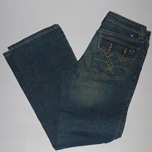 Tommy Hilfiger Jeans women 0S Trendy pockets fade